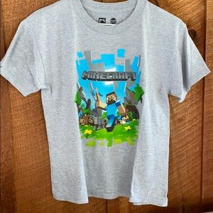 Boys Minecraft T-shirt